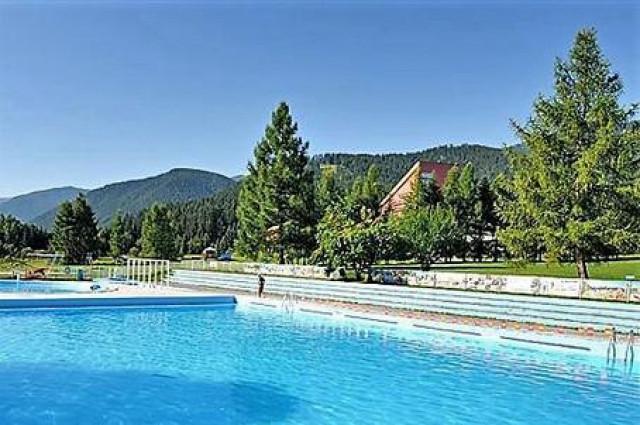 Swimming pool Liptovský Ján