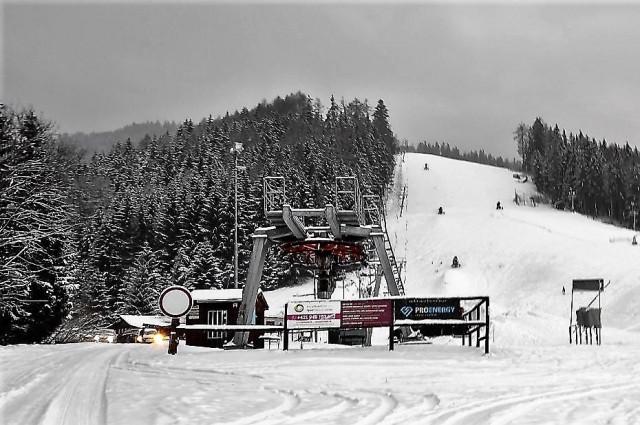 Ski resort Žiarce