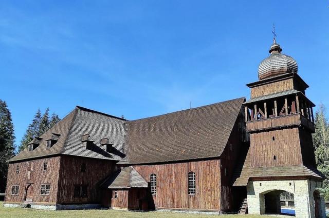 Svätý Kríž church