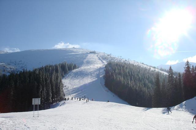 Jasná Low Tatras