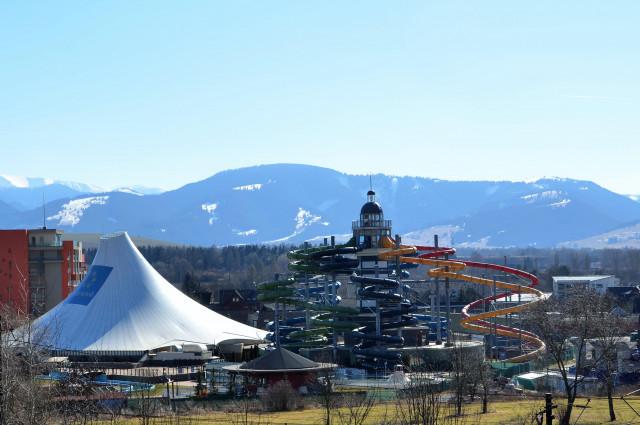 Thermal Park Bešeňová