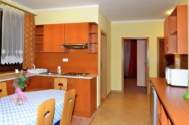 Apartmán clasic - kuchynka