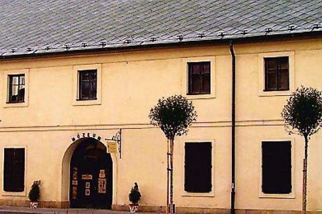 Liptovské múzeum - Národná kultúrna pamiatka Čierny orol